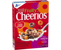 Cheerios Fruity (340g) (BEST BY 22-10-19)