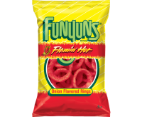 FritoLay FunYuns Flamin' Hot (35g)