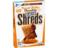 General Mills Blasted Shreds, Peanut Butter Chocolate (657g) USfoodz