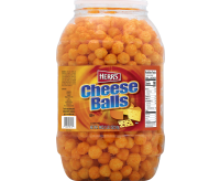Herr's Cheese Balls, Barrel (510g)