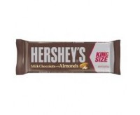 Hershey's Milk Chocolate with Almond King Size (73g)