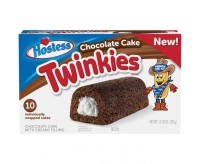 Hostess Twinkies, Chocolate (10-pack) (385g)