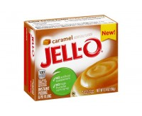 Jell-O Caramel Instant Pudding & Pie Filling (96g)
