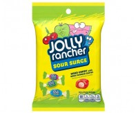 Jolly Rancher Hard Candy, Sour Surge (184g)