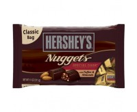 Hershey's Nuggets Special Dark with Almonds Classis Bag (340g)