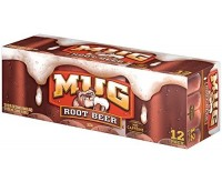 MUG Root Beer (355ml) - Fridge Pack (12x355ml)(BEST BY 14-06-21)