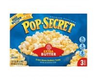 Pop-Secret, Extra Butter Popcorn (3 Bags) (272g)