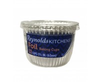 Reynolds Foil Baking Cups 32