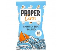 Propercorn Popcorn Lightly Sea Salted (70g)