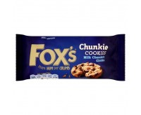 Fox's Milk Chocolate Chunky Cookies (180g)