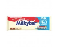 Nestlé Milkybar White Chocolate Bar (100g)