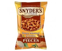 Snyder's Honey Mustard & Onion Pretzels (125g)