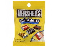 Hershey's Miniatures Bag (150g)