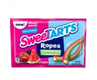 SweeTarts Soft & Chewy Ropes, Cherry Punch (85g)