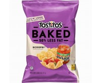 Tostitos Baked 50% Less Fat, Scoops (198g)