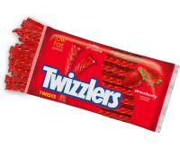 Twizzlers Strawberry Twists (Large) (453g)