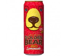 Arizona Golden Bear Lite, Lemonade with Strawberry (680ml)