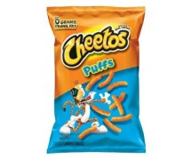 Cheetos Puffs Bag (38.9g)