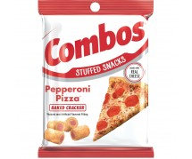 Combos Stuffed Snacks, Pepperoni Pizza Baked Cracker (178g)