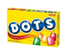 Dots Fruit Gumdrops Candy (184g)