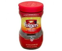 Folgers Classic Roast Instant Coffee 85g