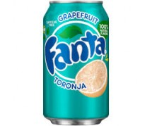 Fanta Grapefruit (355ml) USfoodz