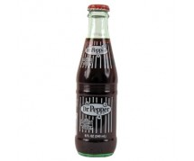 Dr Pepper with Imperial Pure Cane Sugar, Glass Bottle (240ml)