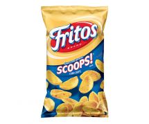 Fritos Scoops Corn Chips (311g)
