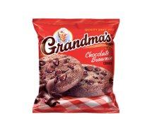 Grandma's Chocolate Brownie Cookies (70g)