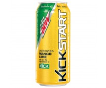 Mountain Dew KickStart Mango Lime (473ml)