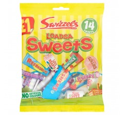 Swizzels Loadsa Sweets (189g)
