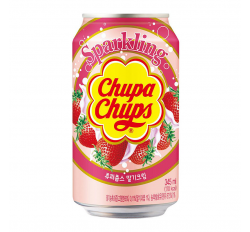 Chupa Chups Sparkling, Strawberry (345ml)