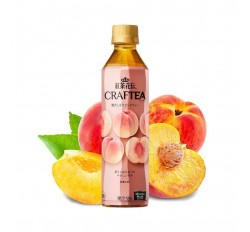 Minute Maid Kocha Kaden Craftea Peach (410ml)
