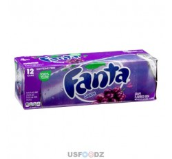 Fanta Grape (355ml),12 Cans Fridgepack