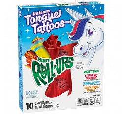 Fruit Roll-Ups, Variety Pack (20-Pack) (283g)