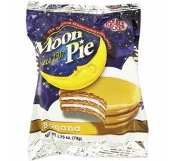 Chattanooga Moon Pie Banana (78g)