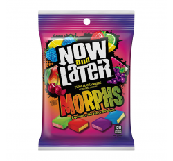 Now and Later, Morphs Peg (99g)