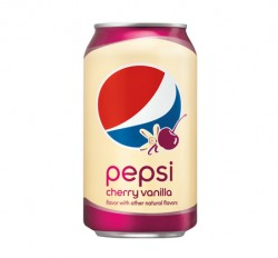 Pepsi Cherry Vanilla (355ml)