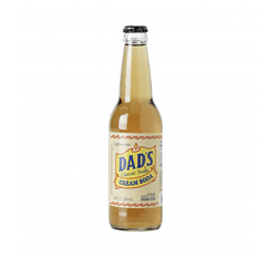 Dad's Cream Soda (355ml)