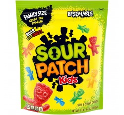 Sour Patch Kids, Resealable Bag (862g)