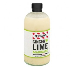 TGI Fridays Ginger Lime Marinade (482g)