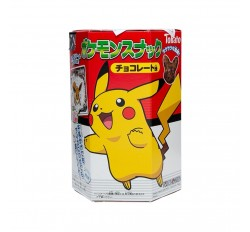Tohato Pokémon Chocolate Flavoured Corn Puffs (23g)