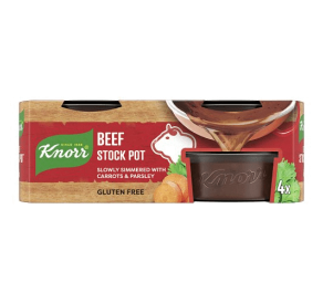 Knorr Stock Pot Beef (28g) (4 packs)