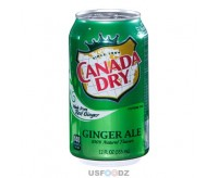 Canada Dry Ginger Ale (355 ml)