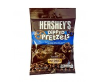 Hershey's Dipped Pretzels, Milk Chocolate (120g)