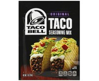 Taco Bell Taco Seasoning Mix (28g)