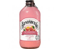 Bundaberg Sparkling Drink, Pink Grapefruit (12x375ml)