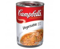 Campbell's Vegetable Soup (Made With Beef Stock) (298g)
