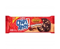 Chips Ahoy! Reese's Chocolate, Chewy (269g) (Red)