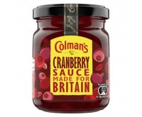 Colman's Cranberry Sauce (165g) (BEST BY  30-11-20)